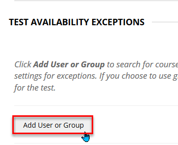 Add User or Group